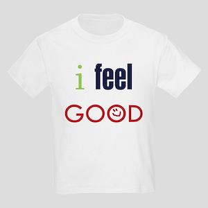 I Feel Good Living Med Free Design #2 Kids Light T