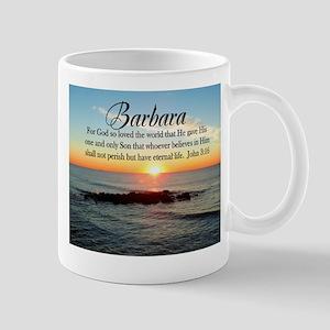JOHN 3:16 VERSE Mugs
