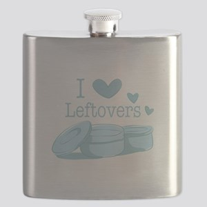 Love Leftovers Flask