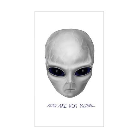 Grey Alien ~ Sticker