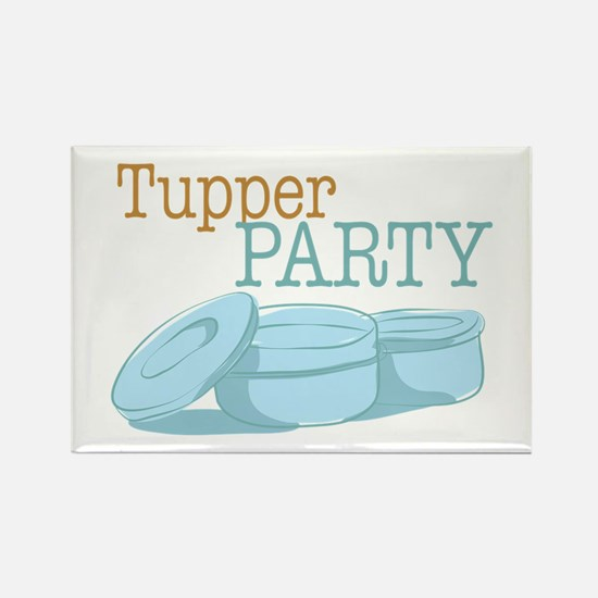 Tupper Party Magnets