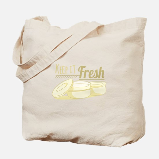Keep It Fresh Tote Bag