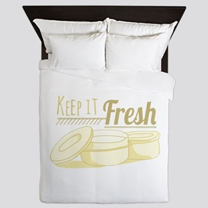 Keep It Fresh Queen Duvet