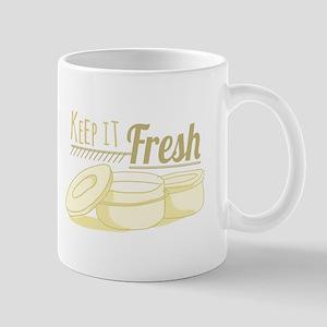 Keep It Fresh Mugs