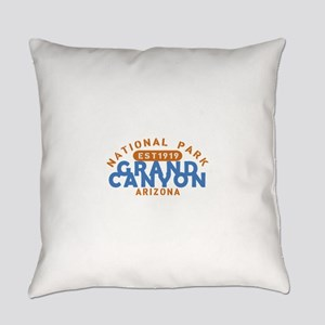 Grand Canyon - Arizona Everyday Pillow