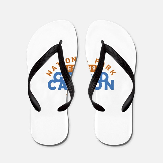 Grand Canyon - Arizona Flip Flops