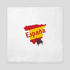 Espana Queen Duvet