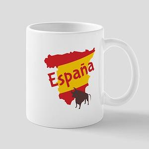 Espana Mugs