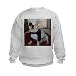 French Bulldog Kids Sweatshirt