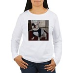 French Bulldog Women's Long Sleeve T-Shirt