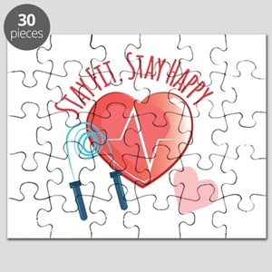 Stay Fit Puzzle