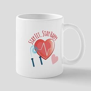 Stay Fit Mugs