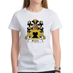 Bernet Family Crest Women's T-Shirt
