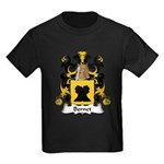 Bernet Family Crest Kids Dark T-Shirt
