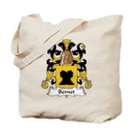 Bernet Family Crest Tote Bag
