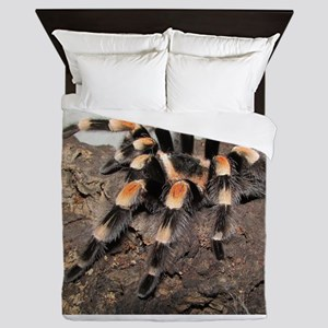 tarantula spider Queen Duvet