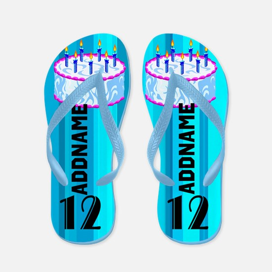 Awesome 12th Flip Flops