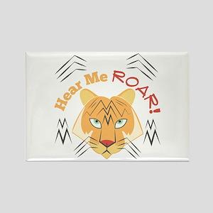 Hear Me Roar Magnets