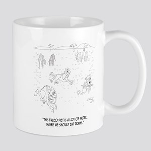 Diet Cartoon 9285 Mug