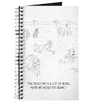 Diet Cartoon 9285 Journal
