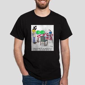 Vegetable Cartoon 9269 Dark T-Shirt