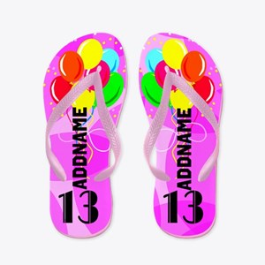 13 And Fabulous Flip Flops