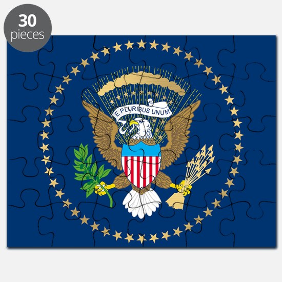 Presidential Seal Puzzle