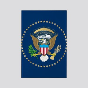Presidential Seal Rectangle Magnet