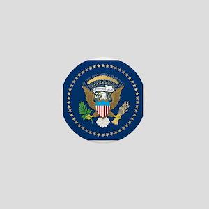 Presidential Seal Mini Button