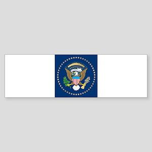 Presidential Seal Sticker (Bumper)
