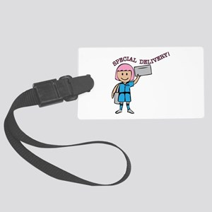 Special Delivery Luggage Tag