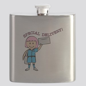 Special Delivery Flask