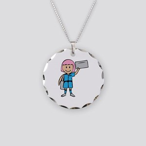 Mail Lady Necklace