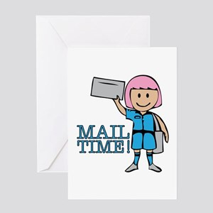 Mail greeting cards cafepress mail time greeting cards m4hsunfo