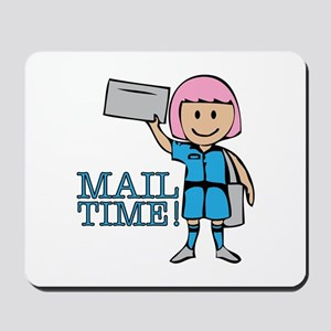 Mail Time Mousepad