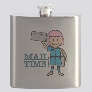 Mail Time Flask