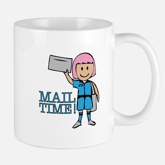 Mail Time Mugs