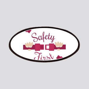 Safety First Patch