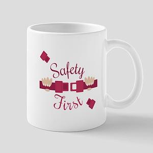 Safety First Mugs