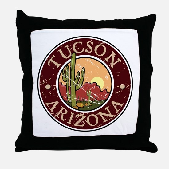 Tuscon Throw Pillow