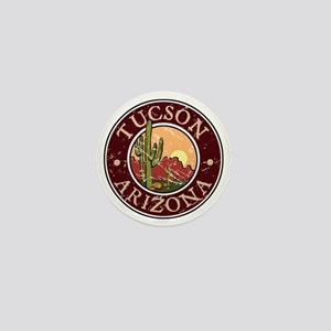 Tuscon Mini Button