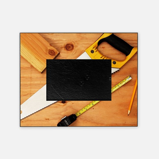 Funny Wood cutting Picture Frame