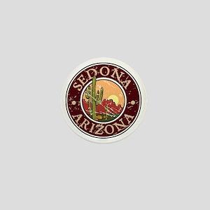 Sedona Mini Button