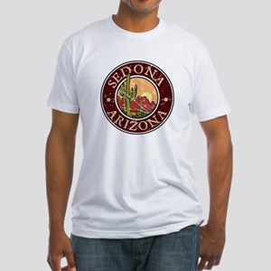 Sedona Fitted T-Shirt