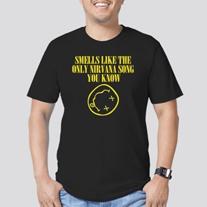 Only song Men's Fitted T-Shirt (dark)