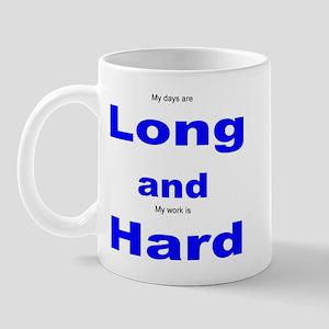 Long and Hard Mug