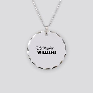 Personalized Template Necklace