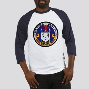 USS BIDDLE Baseball Jersey