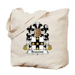 Beauvais Family Crest  Tote Bag