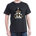 Beauvais Family Crest  Dark T-Shirt